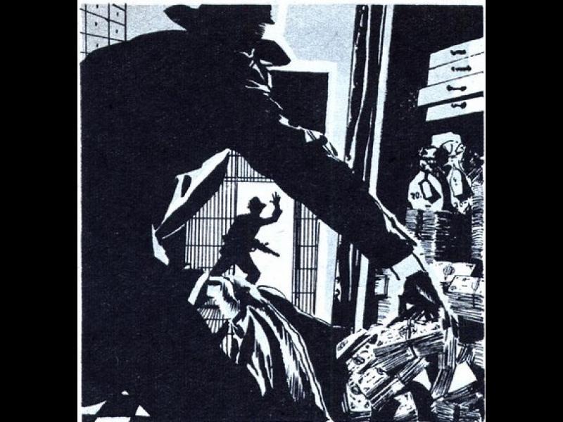 Crime Hour: Големият обир - картинка 1