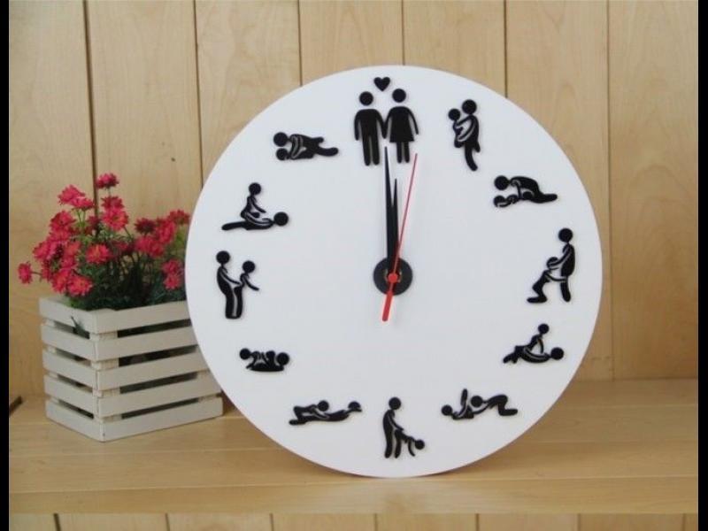Sex O'Clock: 7:45 за мъжете и 23:10 за жените - картинка 1
