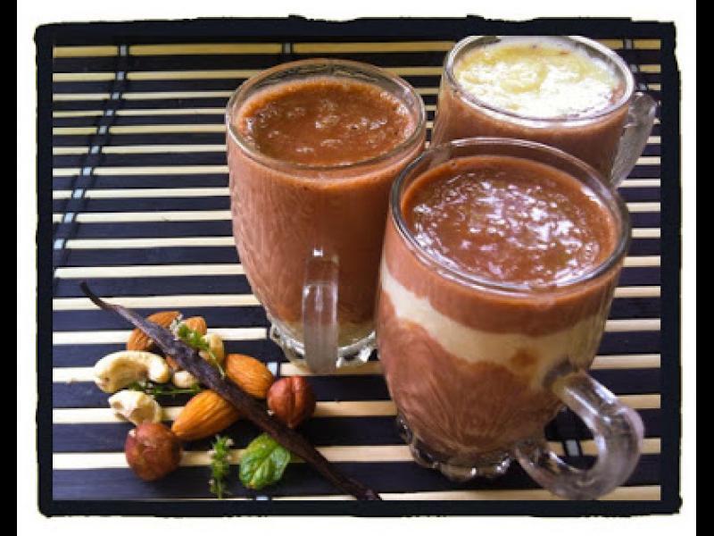 Домашна кухня: Течен шоколад