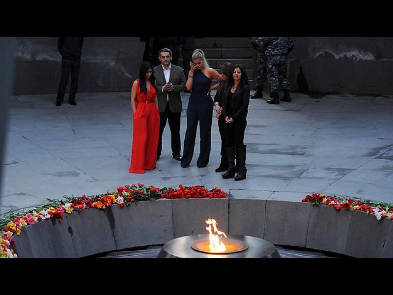 Ким Кардашиян си навлече гнева на Азербайджан - картинка 3