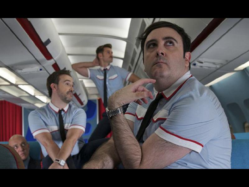 Гей-служители на Air France: Навсякъде, но е и в Иран! - картинка 1
