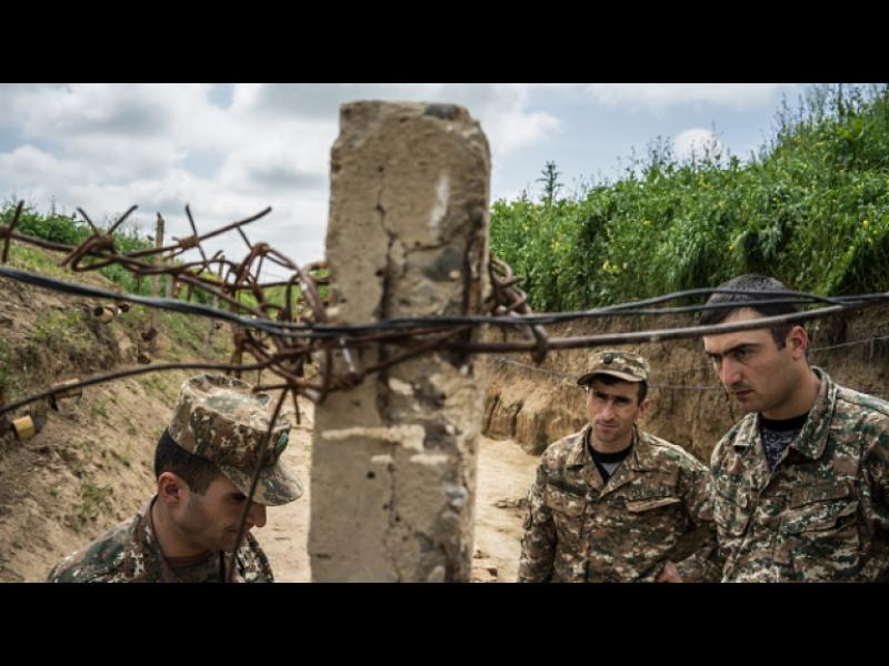 Мобилизация в Армения заради Нагорни Карабах? - картинка 2