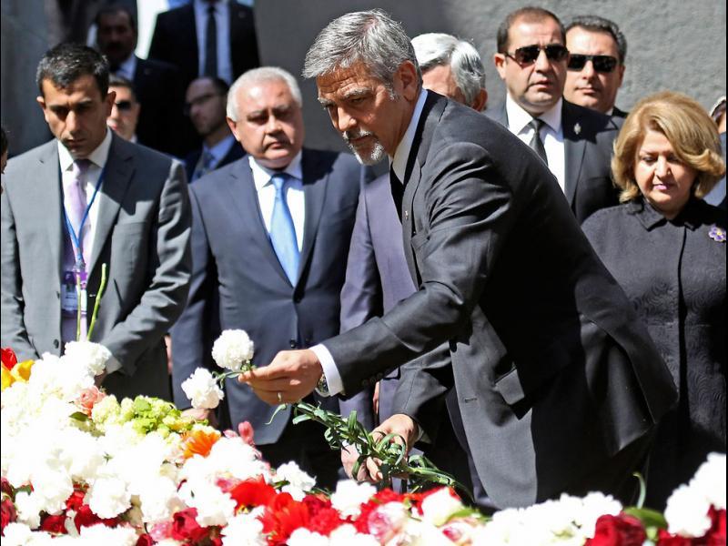 Армения отбелязва 101 години от арменския геноцид - картинка 1
