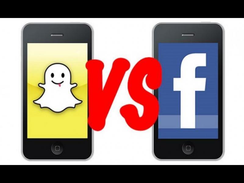 Facebook отвори нов фронт срещу Snapchat, разработва приложение, с което да спечели битката за споделяне на картинки - картинка 1