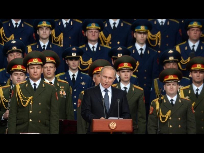 Путин се готви за преврат! - картинка 1