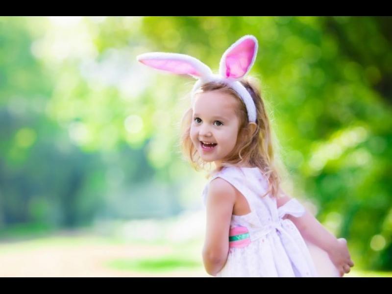 Весел Великден за вас и вашите деца!