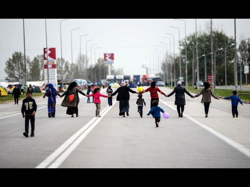 Гърция на ръба на хаоса - мигрантите се бунтуват срещу депортацията в Турция - картинка 2