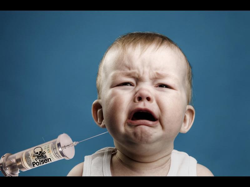 Ваксините, причиняващи единствено страдание - картинка 1