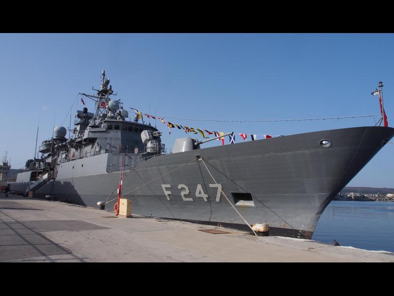 /СНИМКИ/ НАТО създава Черноморски флот - картинка 1