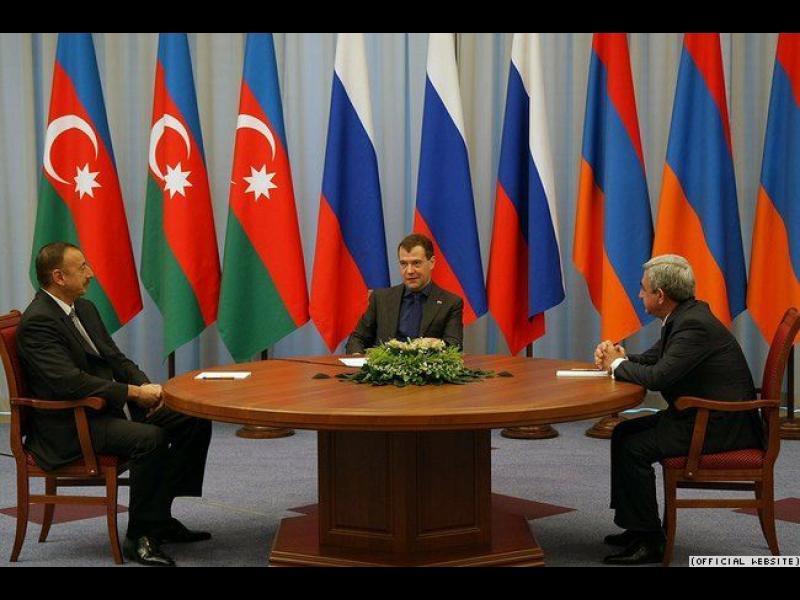 Путин отново запали огъня в Нагорно Карабах - картинка 1