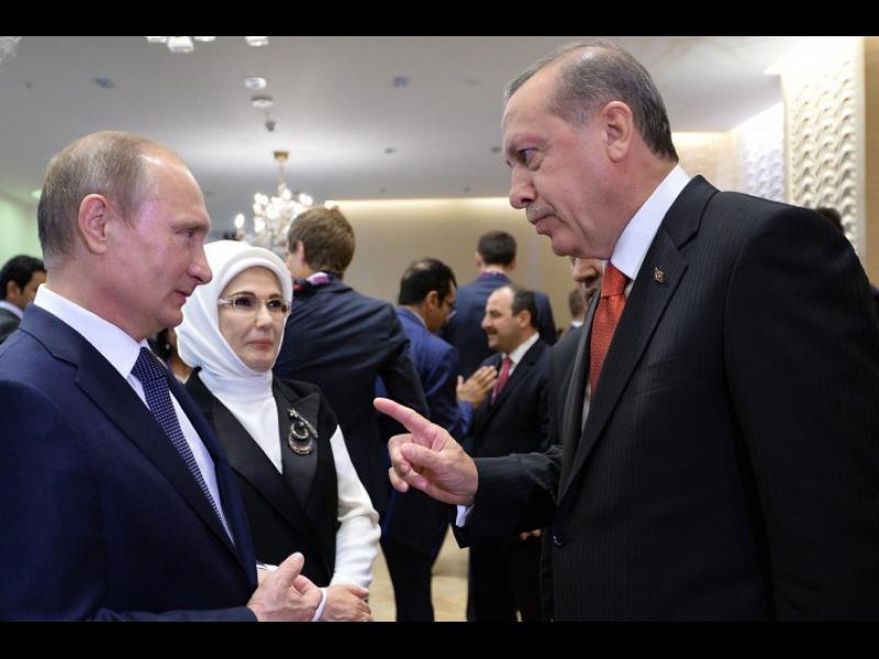Султан Ердоган пак атакува Путин - картинка 1