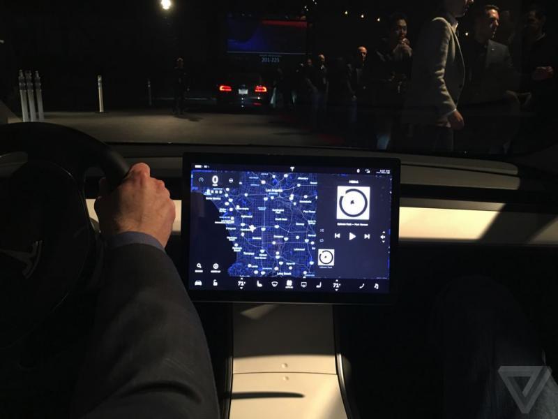 Дочакахме! Tesla представи масовия Model 3 - картинка 8