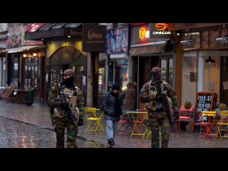Белгийците се изправят срещу бежанците - картинка 1