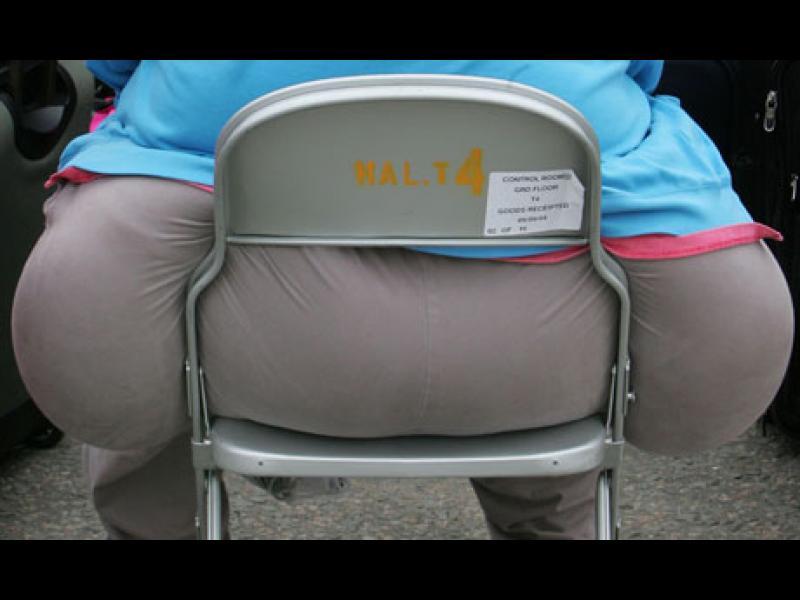 Да си затлъстял вече не е рядкост - картинка 1