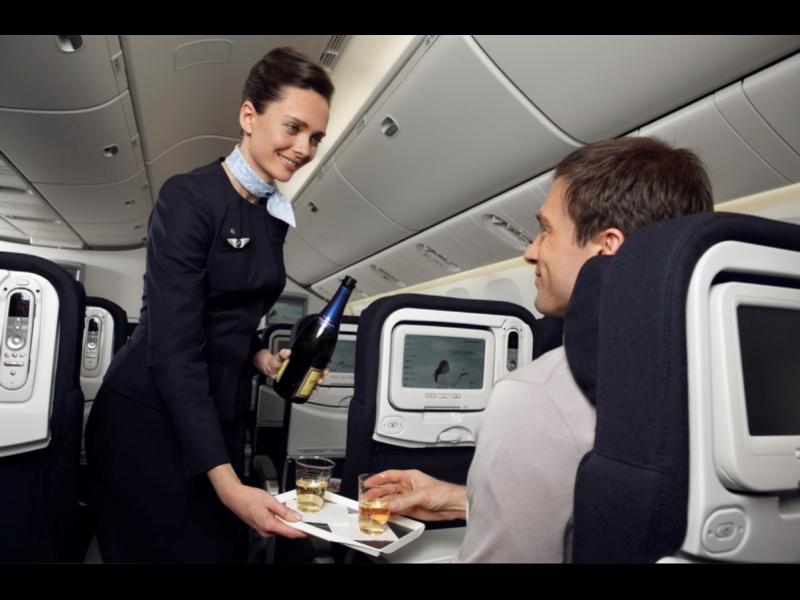 Air France иска от стюардесите си да носят забрадки - картинка 1