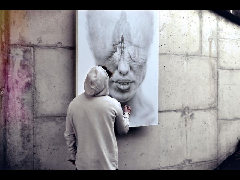 /СНИМКИ/ Покажи чувствата на хората чрез рисунки - картинка 1