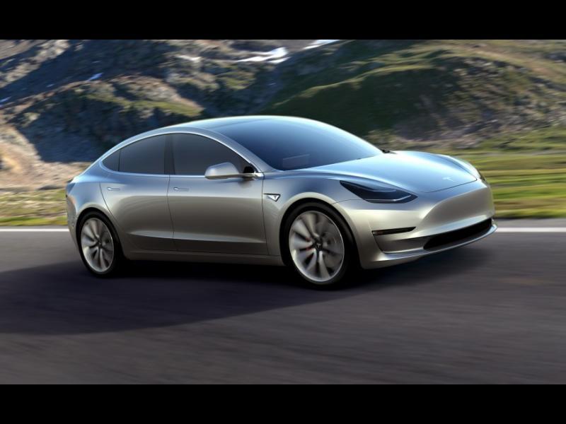 Дочакахме! Tesla представи масовия Model 3 - картинка 5