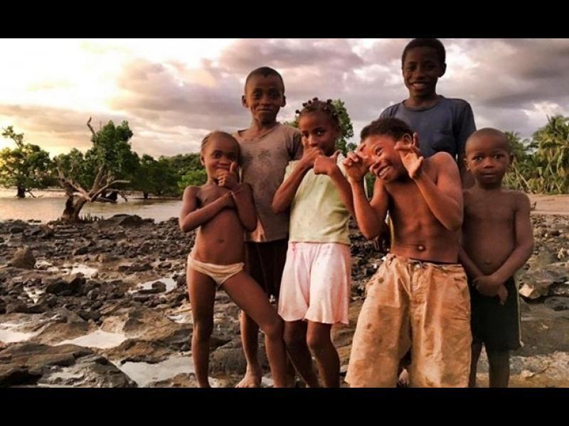 /СНИМКИ/ Малките роби на Мадагаскар