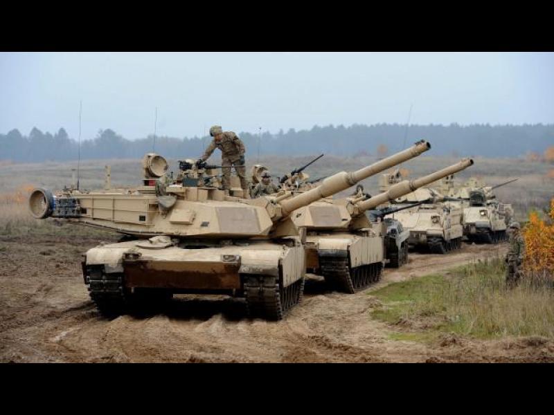 Уолстрийт джърнъл: НАТО ще разположат войска по източната граница с Русия - картинка 1