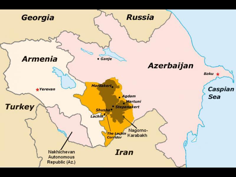 Арменска военна част свали хеликоптер на Азербайджан, други 12 войници загинаха - картинка 3