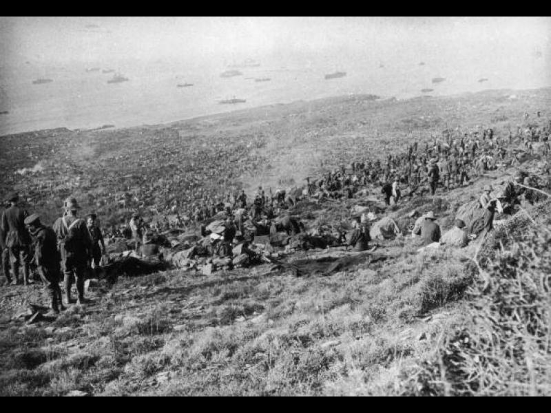 Изчезналият полк в сраженията при Сувла
