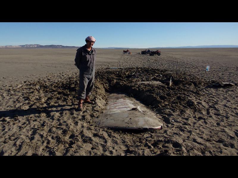 Откриха 50-годишни останки на самолет в Аржентина - картинка 1