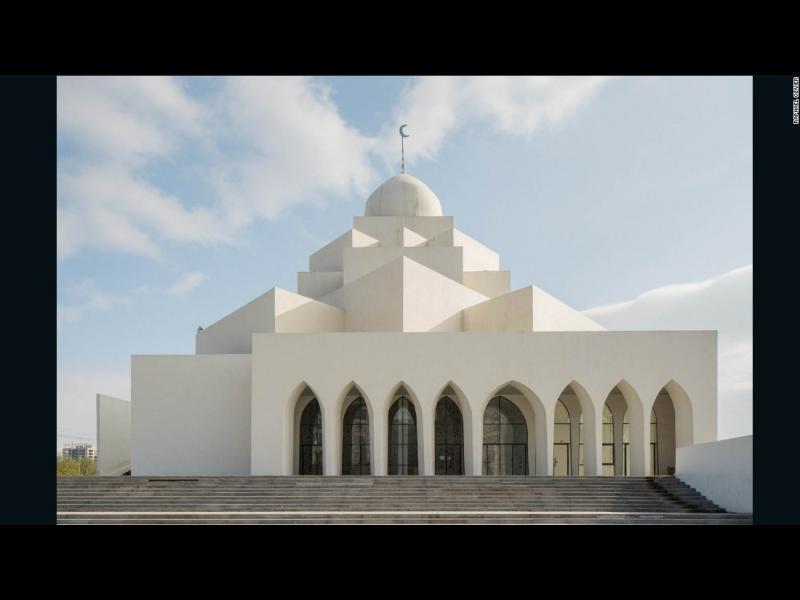 Джамията на Ордос