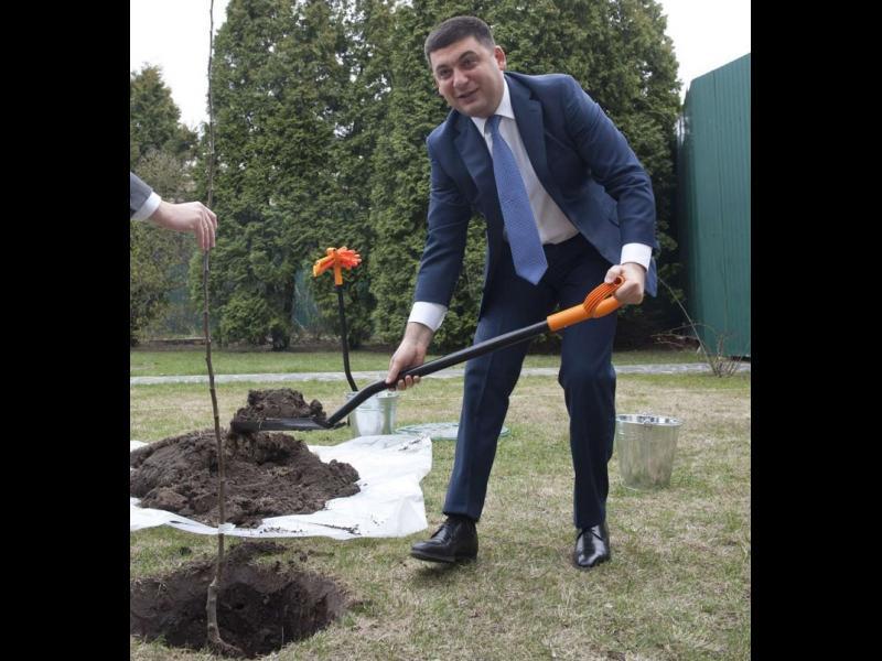Как един провинциален кмет завладя властта в Украйна - картинка 1