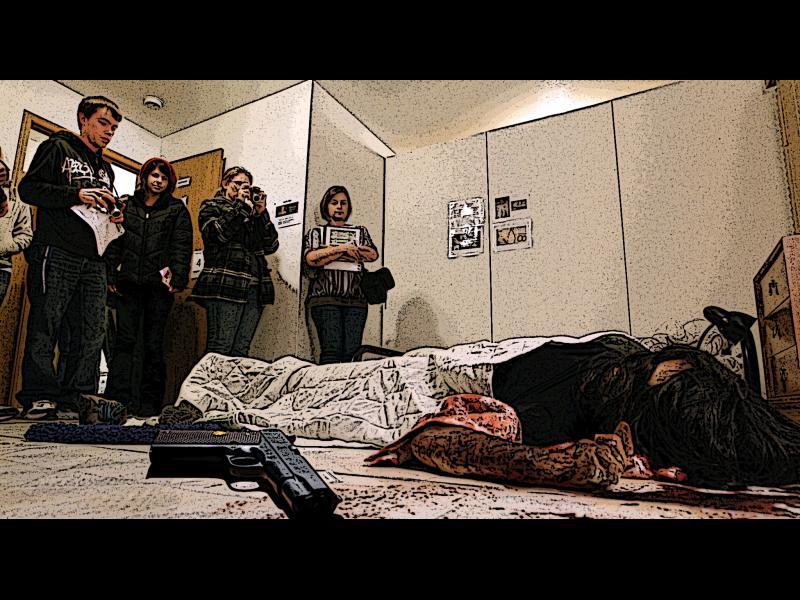 Crime Hour: Урок по криминалистика - картинка 1