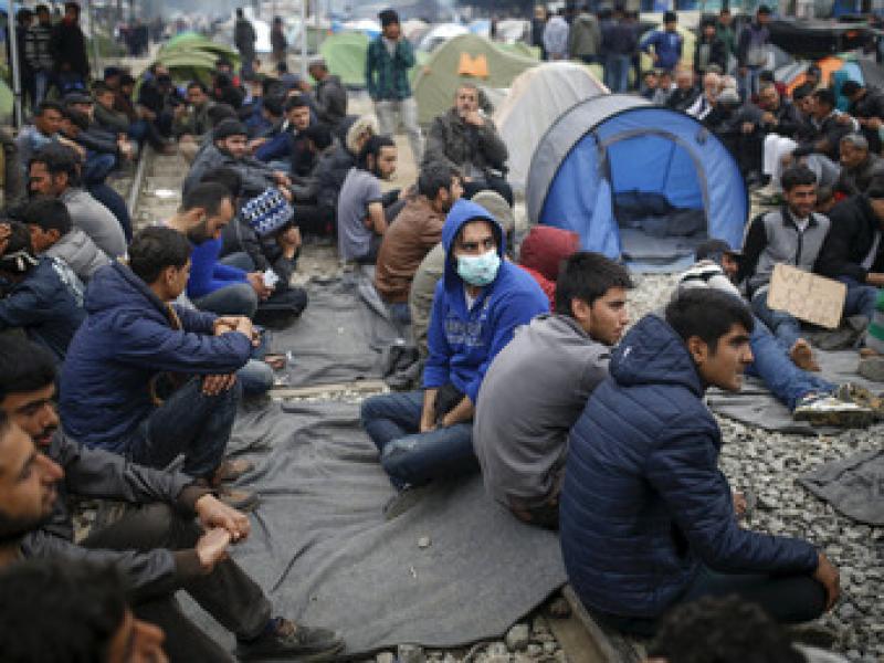 Започна депортирането на мигранти към Турция - картинка 1