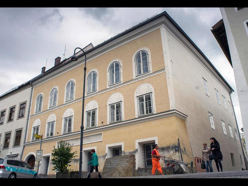 Австрия иска да конфискува родната къща на Хитлер - картинка 1