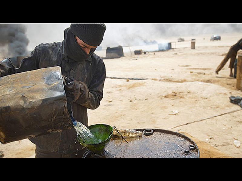 ISIS и милионите, спечелени от петрол - картинка 1