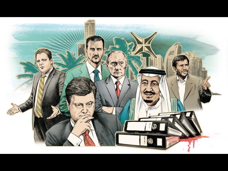 Досиетата от Панама: Журналисти осветиха мрежата от пари и власт около Владимир Путин - картинка 2