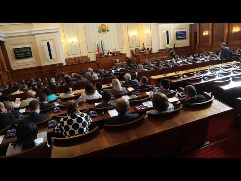 Парламентът заседава извънредно по изборния кодекс - картинка 1