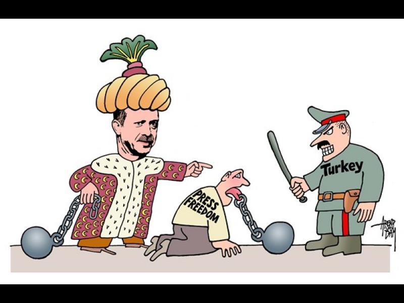 Много пък сте сръдлив, г-н Ердоган… - картинка 1