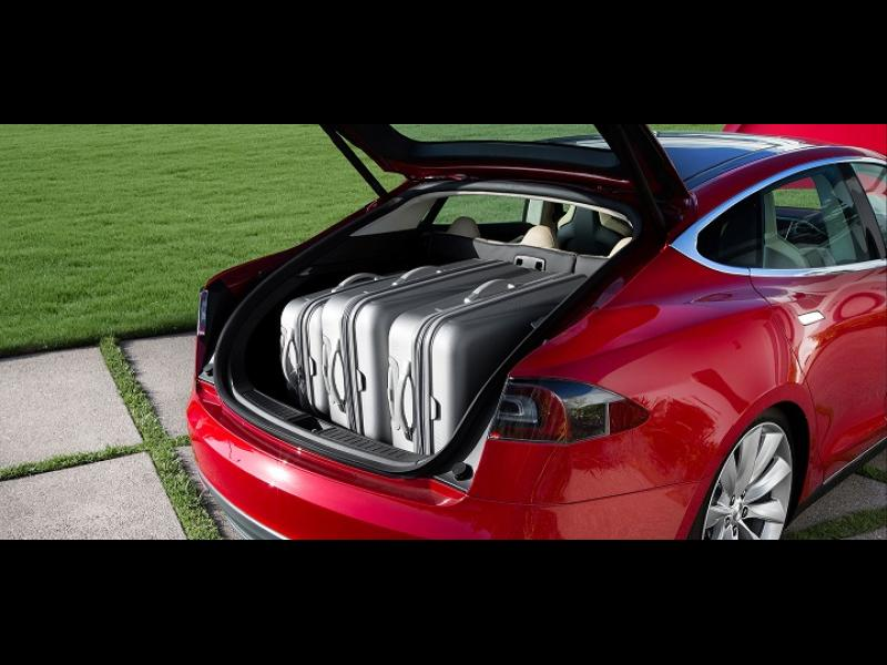 Дочакахме! Tesla представи масовия Model 3 - картинка 9