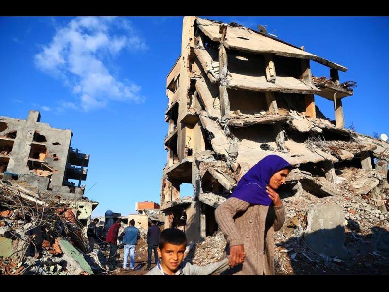/СНИМКИ/ Това не е Сирия. Това е Турция! - картинка 1
