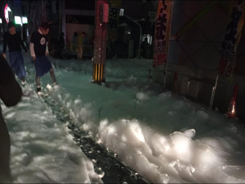 /ВИДЕО+СНИМКИ/ Мистерия обхвана японски град след заметресението - картинка 1