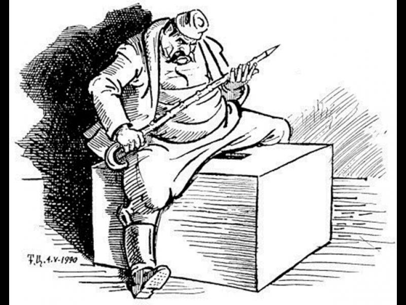 Ганьо отново кърпи изборното законодателство