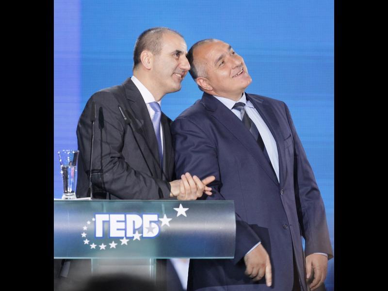 Цветанов и Борисов няма да са кандидати за президент - картинка 1