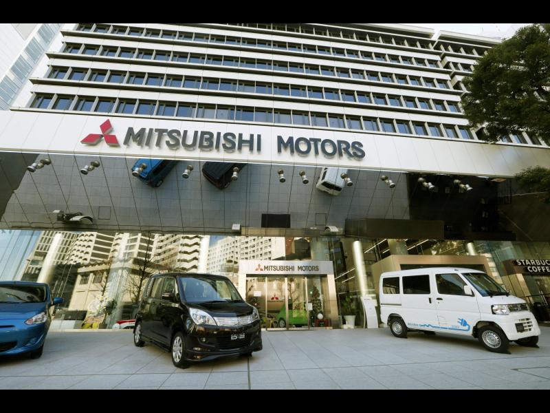 Огромен скандал изтри 1,2 млрд. от стойността на Мitsubishi - картинка 1