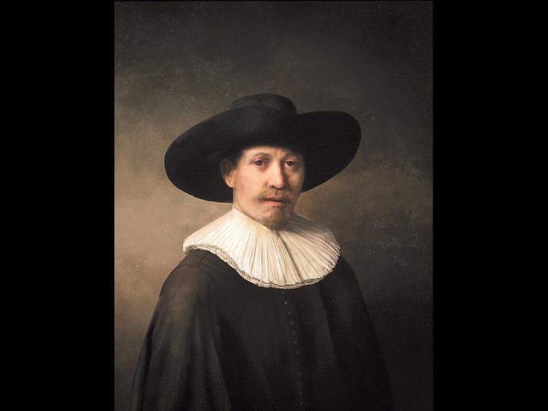 Компютър съживи Рембранд - картинка 1