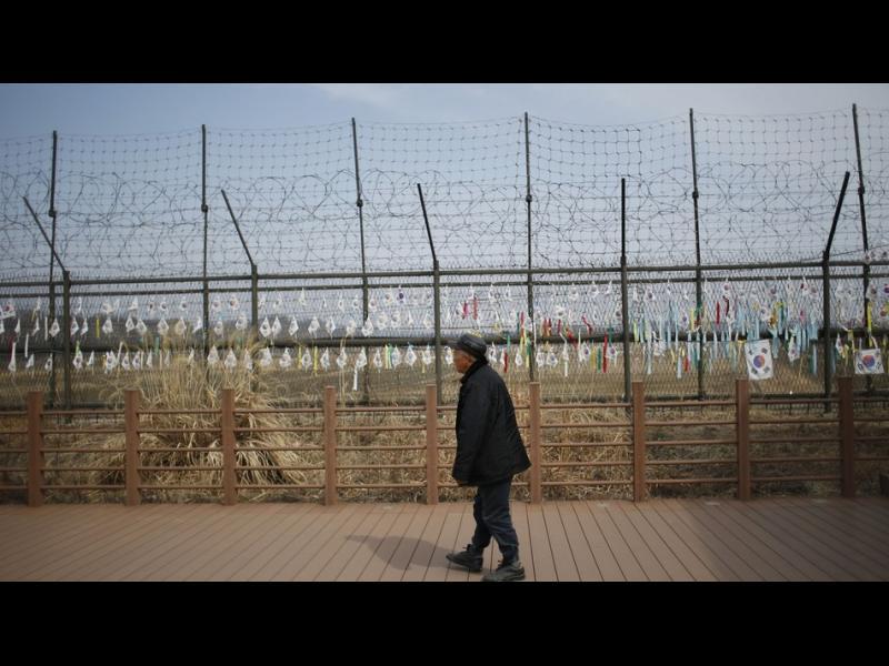/СНИМКИ/ Забранените спомени на беглец от Северна Корея - картинка 1