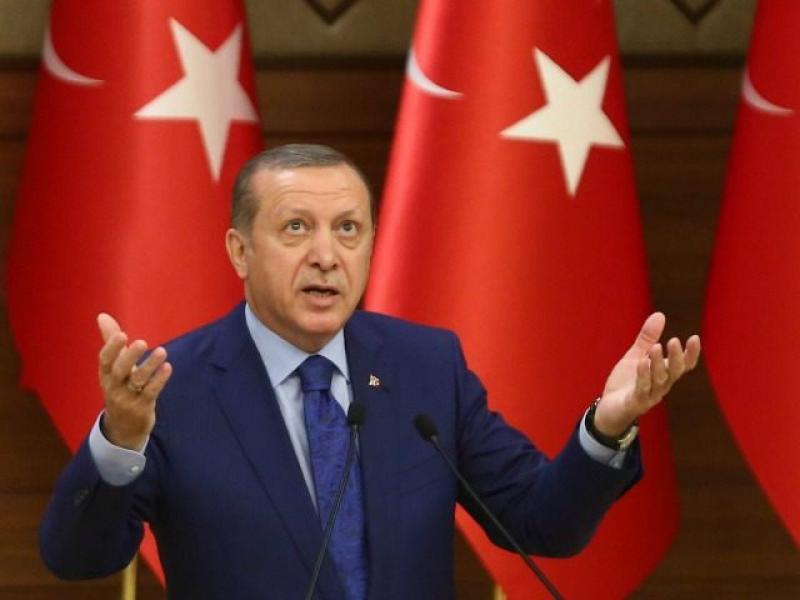 Холандия не остана длъжна на Ердоган - картинка 1