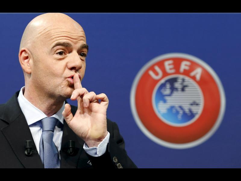 Панамагейт: Обиски в централата на УЕФА - картинка 1