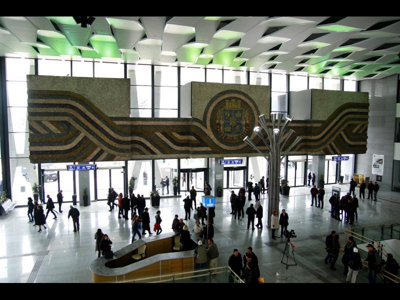 Откриха обновената Централна гара - картинка 5