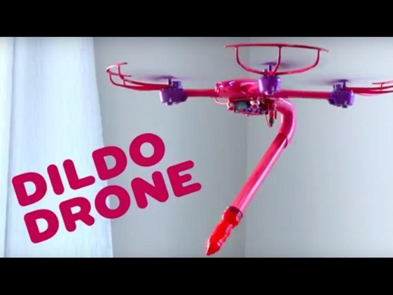 /ВИДЕО/ Представяме Ви вибраторът-дрон - картинка 1