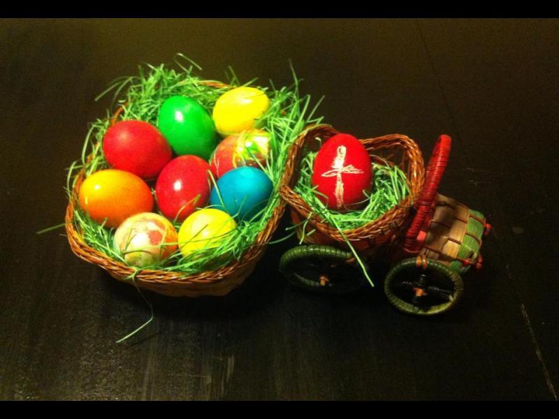 Как да сварим яйцата за Великден, без да се спукат - картинка 1