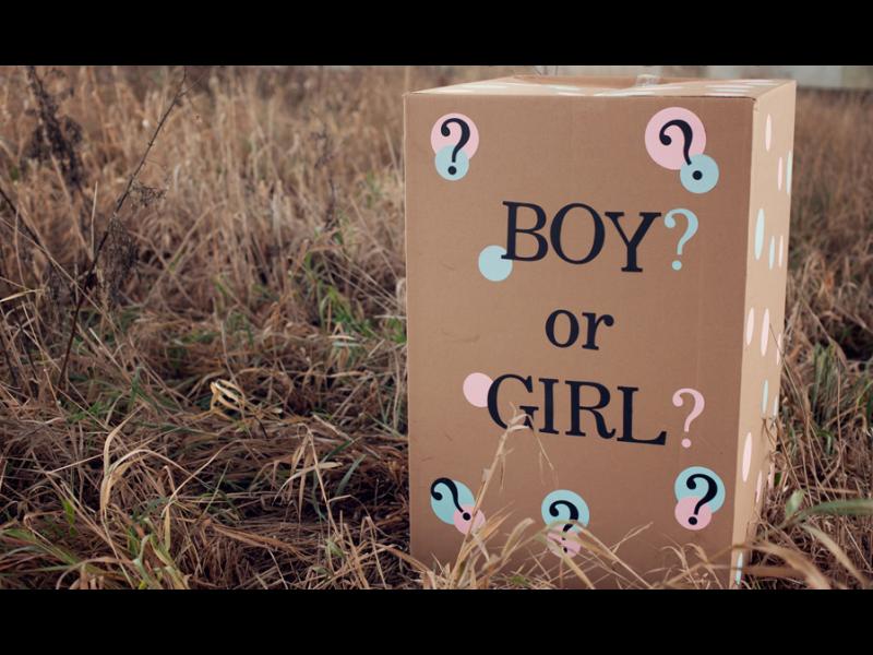 Как да познаем пола на бебето без видеозон