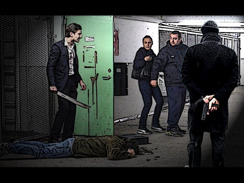 Crime Hour: По здрач - картинка 1